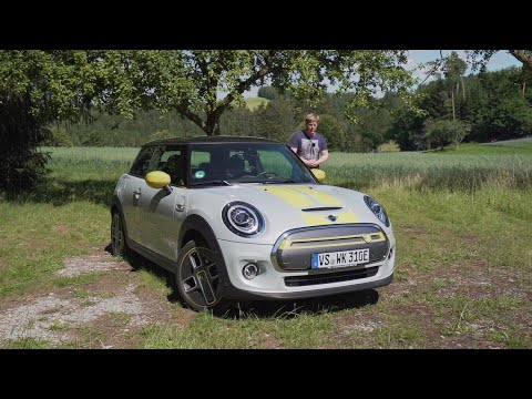 2020 Mini Cooper SE (Mini Electric) - Review, Fahrbericht, Test