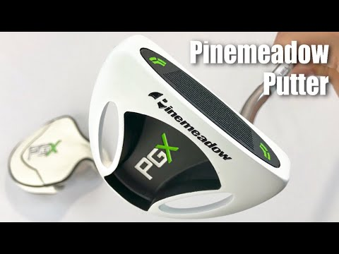 Pinemeadow Golf PGX Mallet Style Putter review