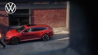Así es el nuevo Volkswagen Arteon Trailer
