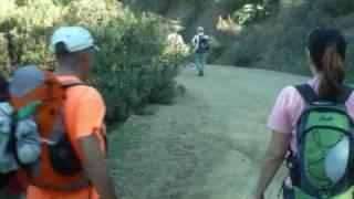 preview picture of video 'Subida al Santuario de la Virgen de la Cabeza en Andujar (Jaen)'