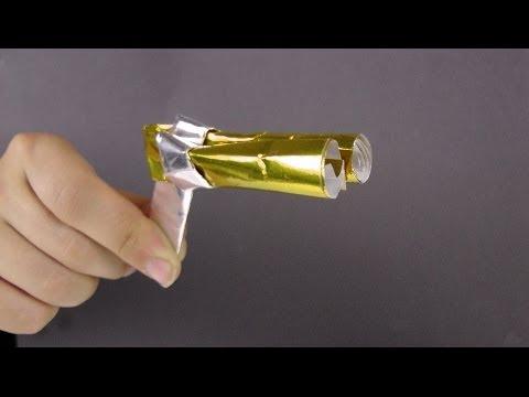 Paper Gun Origami