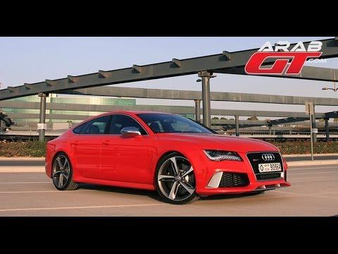 Audi RS7 2014 اودي ار اس 7