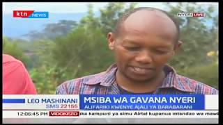 Wakazi wa Nyeri wasimulia jinsi wanavyomkumbuka mwenda zake Wahome Gakuru