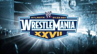 WWE: Wrestlemania 27 Theme Song - 'Written In The Stars' by Tinie Tempah featuring Eric Turner