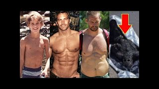 Paul Walker | From 1 To 40 Years Old
