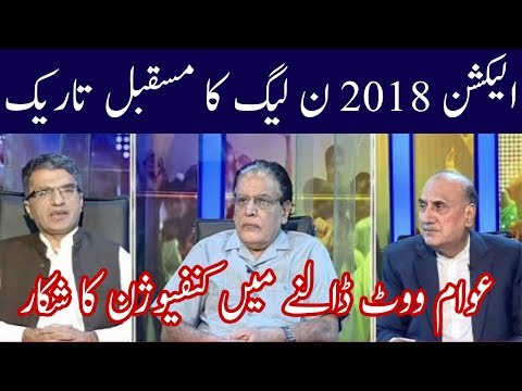Sajad Mir Kay Sath | Election 2018 and Pmln | 3 July 2018 | Kohenoor News