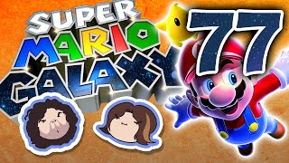 Super Mario Galaxy: Thinky Pinky - PART 77 - Game Grumps