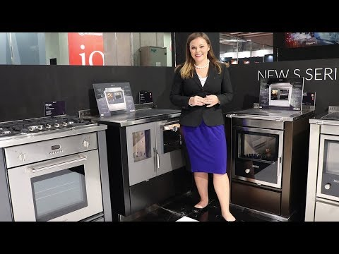 Rizzoli - ZV Series Wood Cookstove Overview