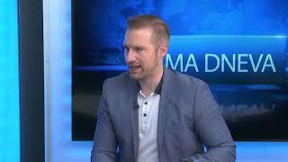 [Tema Dneva] 17.01.2019 Nova24TV   Gosta Dr. Marko Noč In Mag. Ivan Simič