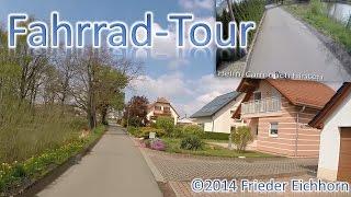 preview picture of video 'Fahrrad-Tour Zwickau - Crossen - Mosel - Crossen - Reinsdorf, St. Michel - Mosel - Zwickau ...'