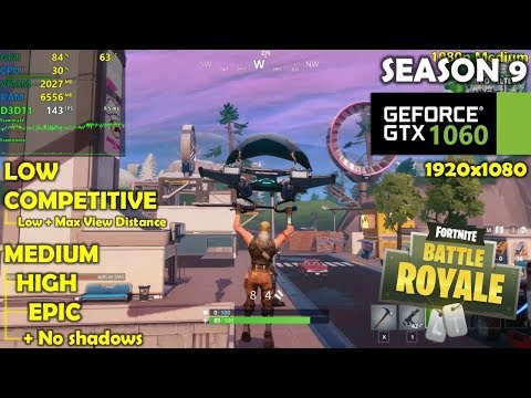 44 Gpu Fortnite Benchmark The Best Graphics Cards For