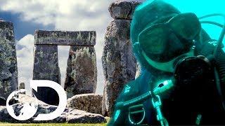 Under Water Stonehenge Found In Lake Michigan   Secrets Of The Underground