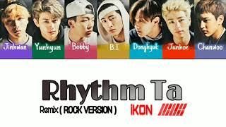 ikon rhythm ta rock audio - TH-Clip