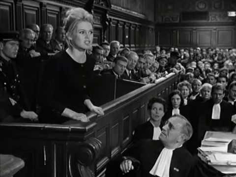 Brigitte Bardot - La Vérité - Au tribunal