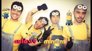 Banana Song - Minions (Aula39 - Acapella Cover - Despicable Me)