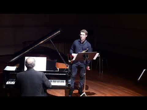 Oboe Sonata by Francis Poulenc, interpreted on the Soprano Saxophone.
