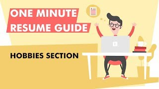 How to Write a Hobbies Section for Your Resume in 2020 [Examples Included]