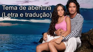 Tema de Abertura Mar de amor (Regalame un Beso) Legendado em português