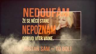 HANA ZAGOROVÁ - Rande u zdi nářků (Księżniczka) (lyric video)