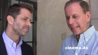 Batman v Superman: dawn of Justice //  Zack Snyder // Interview // CINEMA-Redaktion