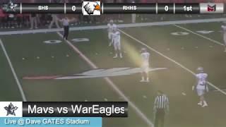 Football vs. Rogers Heritage - 9/14/18