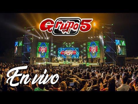 GRUPO 5 EN VIVO - TV PERU (ELMER VIVE - DOMINGOS DE FIESTA 2017)