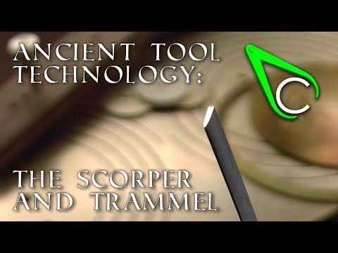 Antikythera Fragment #9 - The Scorper And Trammel