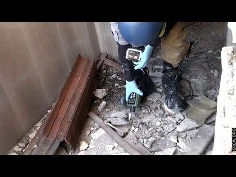 Έκθεση του OPCW μιλά για χρήση αερίου μουστάρδας στη Συρία