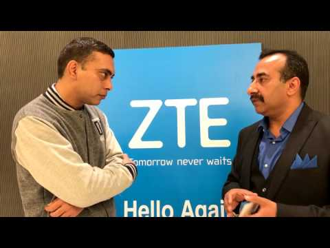 Exclusive Interview with ZTE CMO Sachin Batra