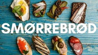 Danish Food: Smørrebrød! (a Taste Test)
