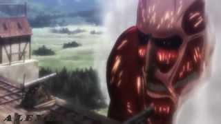 Attack On Titan  AMV ♫ Not Gonna Die ♫