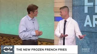 Frozen French Fries - Dr. Oz Show