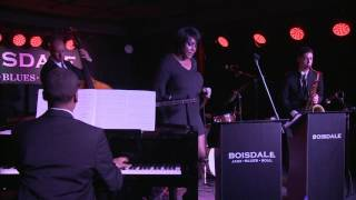 Mica sings Ella @ Boisdale, London 25 April 2017