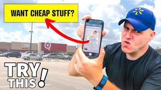 #1 STRATEGY - How to find the CHEAPEST Walmart & Target Clearance Deals (ALL STORES)