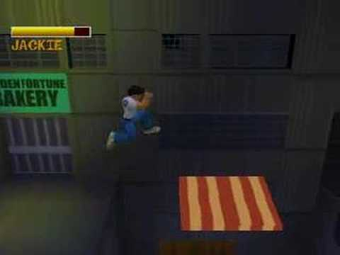 Jackie Chan Adventures Xbox
