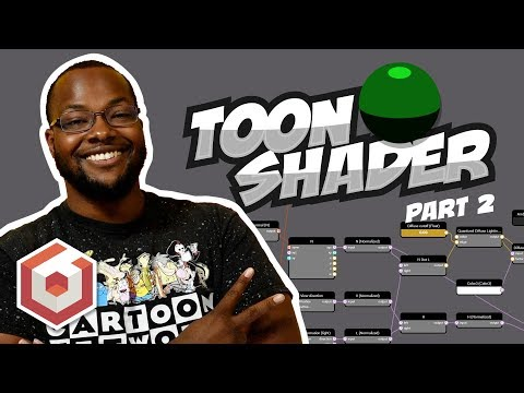 Toon Shader Part 2