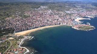 Gijón Del Alma - Vicente Díaz.wmv