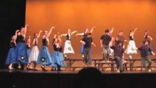 "2010 Show Choir ""Grease!"" Medley"