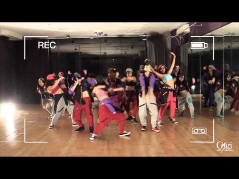 GIGI Art of Dance| HIPHOP INTERMEDIATE 1 CLASS - Bang-Bang choreography |  BANG-BANG - will.i.am