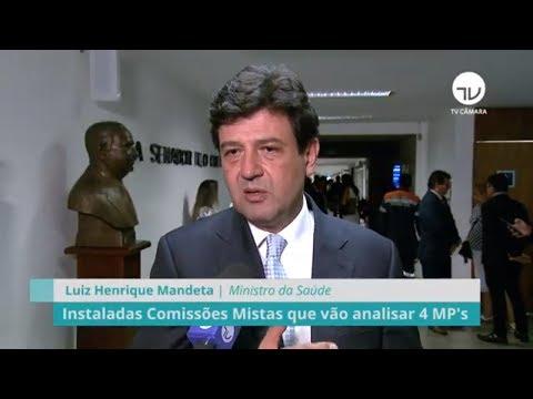 Congresso Nacional instala comissões mistas que vão analisar quatro medidas provisórias