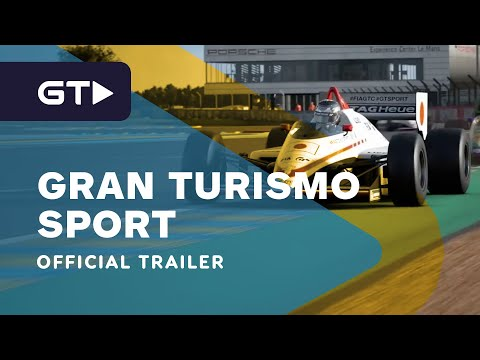 Gran Turismo Sport - FIA World Finals Monaco Official Trailer