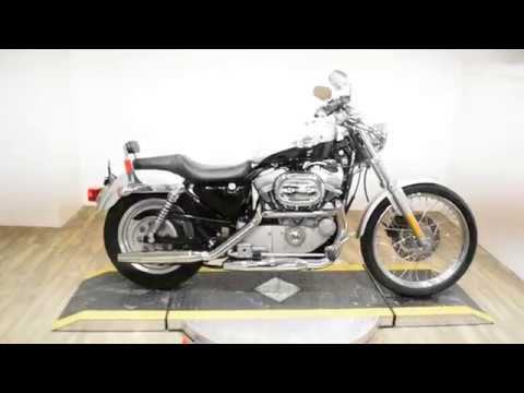 2003 Harley-Davidson XL 883C Sportster® Custom in Wauconda, Illinois - Video 1