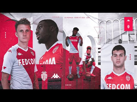 KAPPA KOMBAT™ PRO Home 2020-21 - AS Monaco