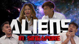 Aliens in Singapore