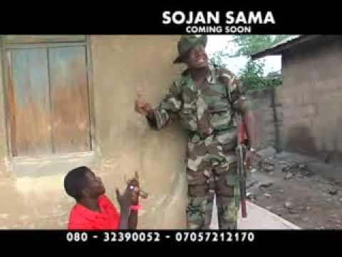 Rabiu Daushe Sojan sama Hausa Film Trailer