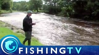 Salmon Fishing The River Doon With Fishing TV