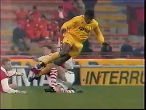 Milan - Arsenal. SC-1994(2) (2-0)