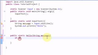 Learning Java: Part 5: Custom methods with return statements and parameters