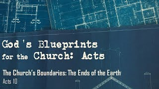 The Church's Boundaries: The Ends of the Earth