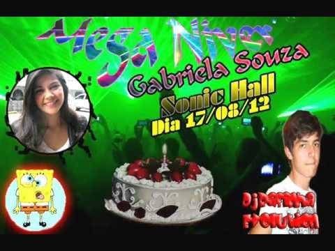 Festa em Paranaiguara 17/08/12